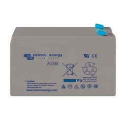 Victron Energy 12V 12,5Ah AGM Super Cycle Batterie