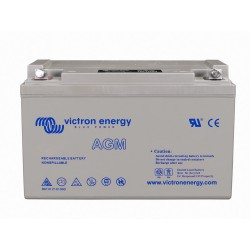 Victron Energy 12V 125Ah AGM Super Cycle Batterie
