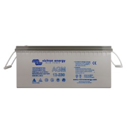Victron Energy 12V 230Ah AGM Super Cycle Batterie