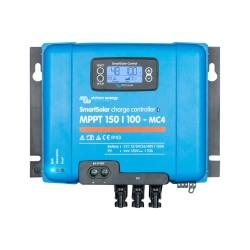 SmartSolar MPPT 150/100-MC4 Solarladeregler 12/24/36/48V 100A