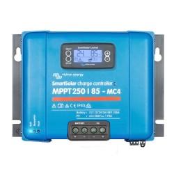 SmartSolar MPPT 250/85-Tr Solarladeregler 12/24/36/48V 85A
