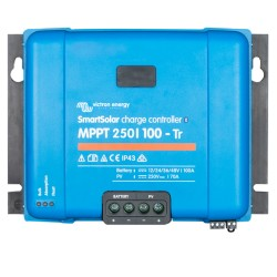 SmartSolar MPPT 250/100-Tr Solarladeregler 12/24/36/48V 100A