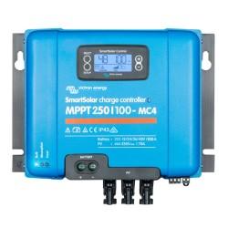 SmartSolar MPPT 250/100-MC4 Solarladeregler 12/24/36/48V 100A