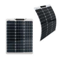 Semi-Flexibles Solarmodul Eco Monokristallin 50Wp