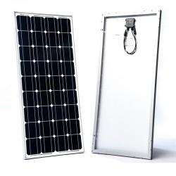 WATTSTUNDE Solarmodul 100Wp Monokristallin