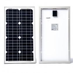 WATTSTUNDE Solarmodul 30Wp Monokristallin
