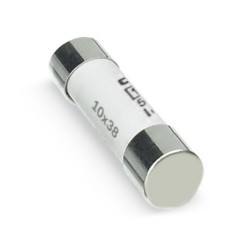 Sicherung 10,3 x 38mm 10A
