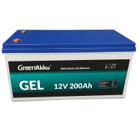 LIONTRON Zyklenfeste GEL Batterie 12V 200Ah