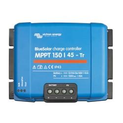 BlueSolar MPPT 150/45-Tr Solarladeregler 12/24/36/48V 45A