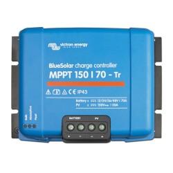 BlueSolar MPPT 150/70-Tr Solarladeregler 12/24/36/48V 70A