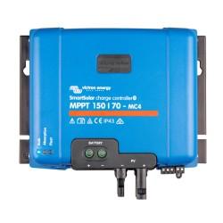 SmartSolar MPPT 150/70-MC4 Solarladeregler 12/24/36/48V 70A