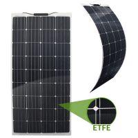 Semi-Flexibles Solarmodul ETFE Marine Monokristallin 160Wp