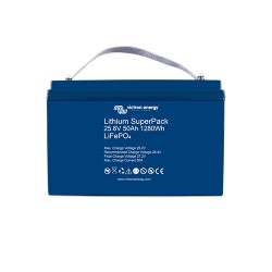 Victron Energy Lithium SuperPack 25,6V 50Ah