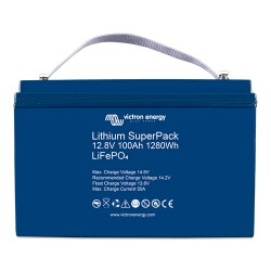 Victron Energy Lithium SuperPack 12,8V 100Ah
