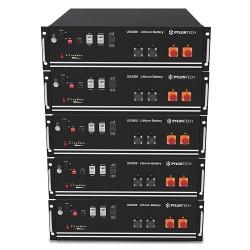 PYLONTECH LiFePO4 Speicher 48V - 17,5 kWh - 5xUS3000