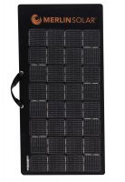 MERLIN SOLAR Flexibler Batteriehüter 36Wp mit OBD-II Anschluss