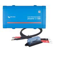 Victron Energy Phoenix 12/1200 inkl. Kabel und Sicherung