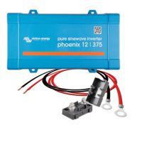 Victron Energy Phoenix 12/375 inkl. Kabel und Sicherung