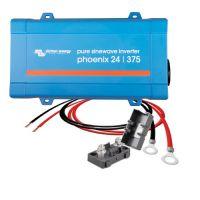 Victron Energy Phoenix 24/375 inkl. Kabel und Sicherung