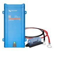 Victron Multiplus 24/800 inkl. Kabel und Sicherung