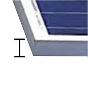 OPTION: Modulrahmenhöhe 40mm