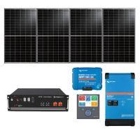 storePV 1320Wp 48V mit 3,5 kWh Lithium LiFePO4 Speicher