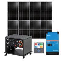 storePV 2640Wp 48V mit 4,8 kWh Lithium LiFePO4 Speicher