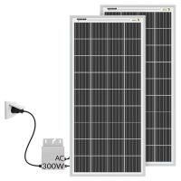 selfPV Komplettpaket 390Wp AE Solar / EVT