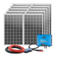 Solarpaket 3200Wp mit SmartSolar 250/60 und Anschlusskabel