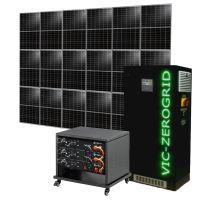 VIC-ZEROGRID 9.0 ESS - 6kWp Solar - 7,2kWh Pylontech LiFePO4 Lithium Speicher