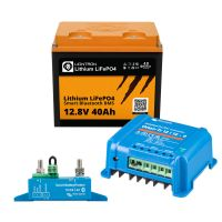 Wohnwagen Autark Starter - LIONTRON LiFePO4 12,8V 40Ah + Victron Orion-Tr 12/12-9A DC/DC-Wandler