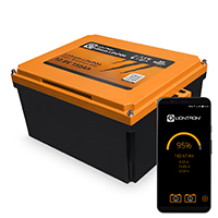 LIONTRON 12.8V 150Ah Lithium LiFePO4 Arctic Wohnmobil-Untersitz-Batterie mit Bluetooth