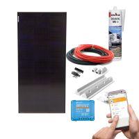 mobilPV 120Wp Schindel Solaranlage für Wohnmobile / Wohnwagen / Boote