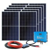 Solarpaket 3700Wp mit SmartSolar 250/70 und Anschlusskabel