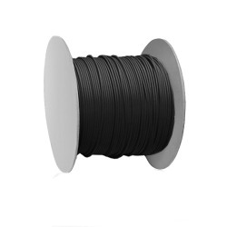 PV Solar cable 4mm² - meter - Black