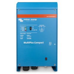 MultiPlus Compact 24/800/16-16 Inverter / charger