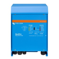 Quattro 12/3000/120-50/50 Wechselrichter/Ladegerät