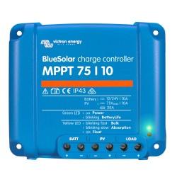 BlueSolar MPPT 75/10 Solarladeregler 12/24V 10A