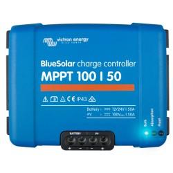 BlueSolar MPPT 100/50 Solarladeregler 12/24V 50A