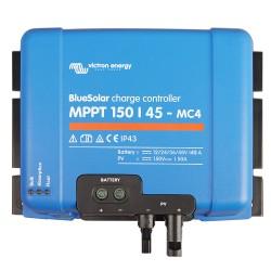 BlueSolar MPPT 150/45-MC4 Solarladeregler 12/24/36/48V 45A