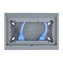 GX-Panels - Gehäuse für Wandmontage 65x120mm